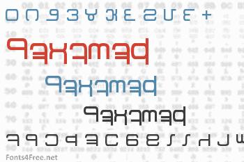 Betazed Font