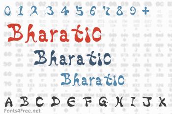 Bharatic Font