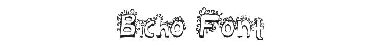 Bicho Font Preview