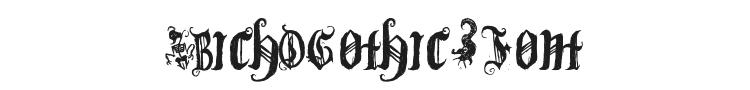 (BichOGothic)
