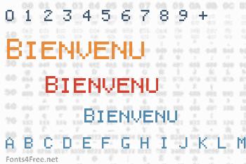Bienvenu Font