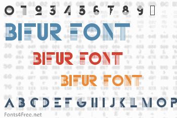 Bifur Font