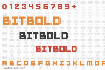 BitBold Font