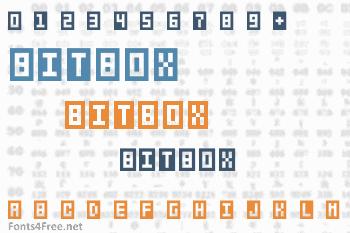 BitBox Font