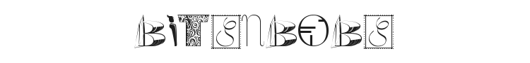 BitsNBobs Font