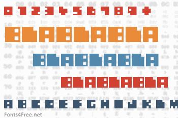 Blablabla Font