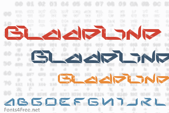 Bladeline Font