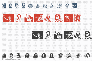 Bob Marley Font