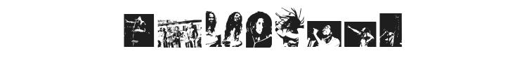 Bob Never Dies! Font Preview