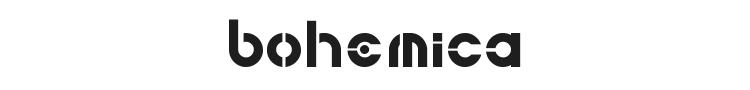 Bohemica Font Preview