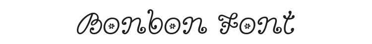 Bonbon Font