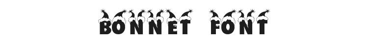 Bonnet Font Preview