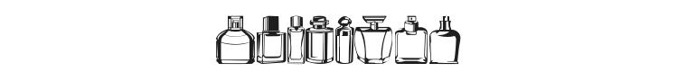 Botellas 2004 Font Preview
