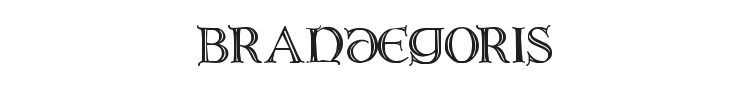 Brandegoris Font Preview