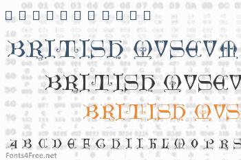 British Museum 14th Century Font