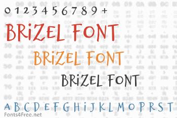 Brizel Font