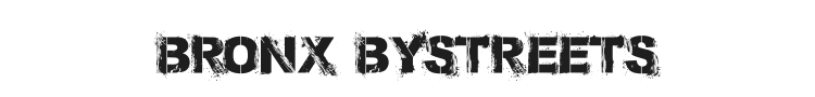 Bronx Bystreets Font Preview
