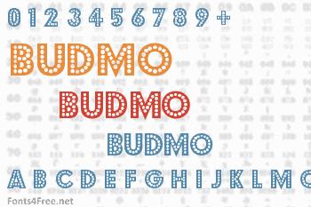 Budmo Font