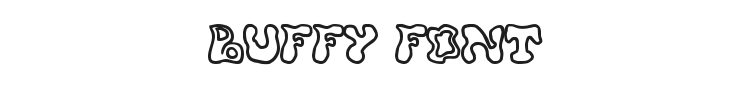 Buffy Font Preview