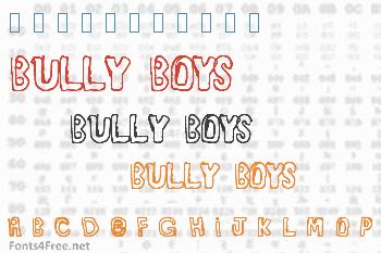 Bully Boys Font