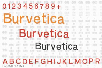 Burvetica Font