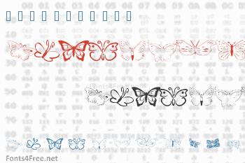 Butterfly Heaven Font
