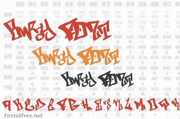 Bway Font