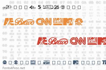 Cable Dingbats Font