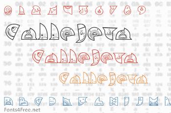 Callejera Font
