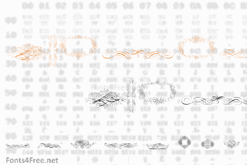 Calligraphia Latina Font