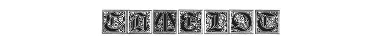 Camelot Initials