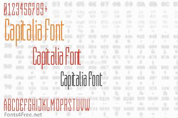 Capitalia Font