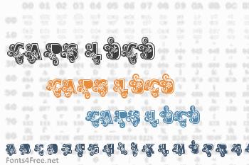 Caps Loco Font