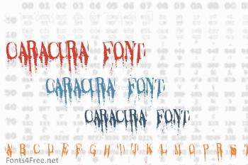Caracura Font
