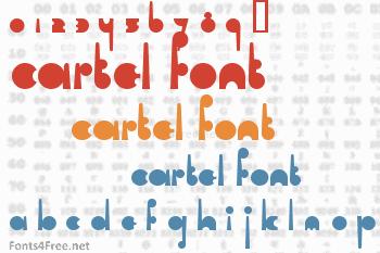 Cartel Font