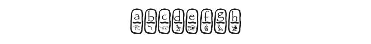 Cartouche Font