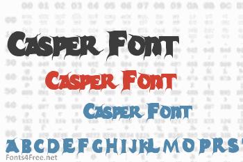 Casper Font