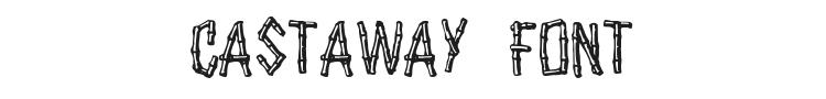 Castaway Font Preview