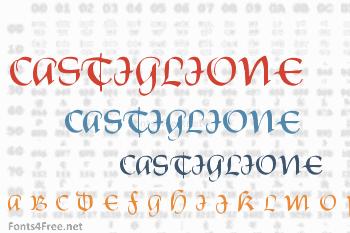 Castiglione Font