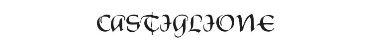 Castiglione Font Preview