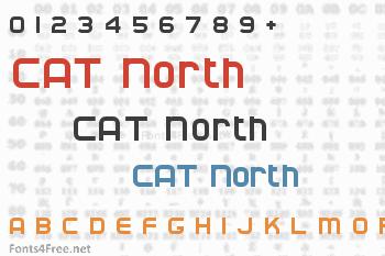 CAT North Font