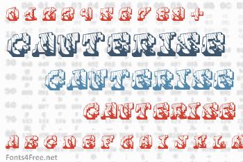 Cauterise Font