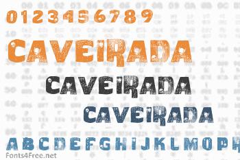Caveirada Font