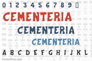 Cementeria Font