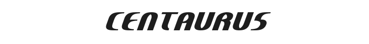 Centaurus Font Preview