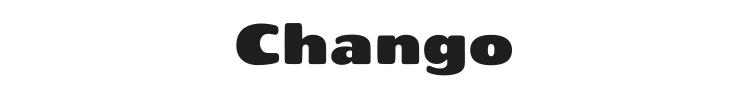 Chango Font