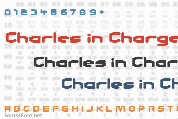 Charles in Charge Font