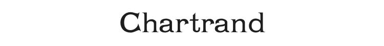 Chartrand Font