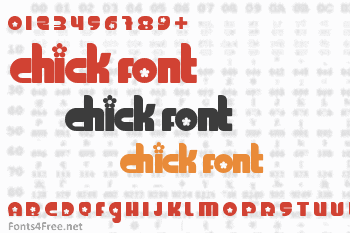 Chick Font