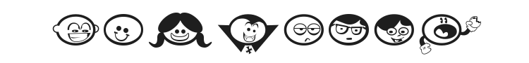 Chickabiddies Font